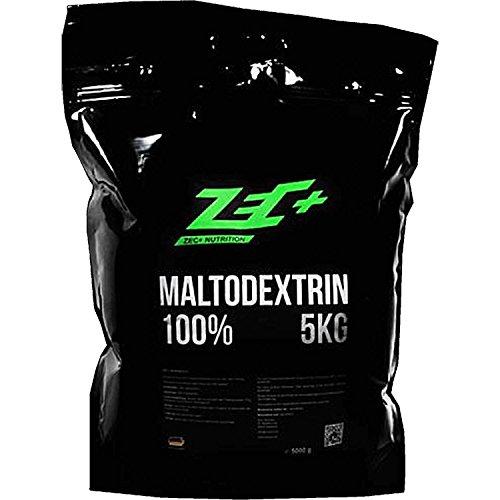ZEC+ MALTODEXTRIN | wasserlösliches Kohlenhydratgemisch | ideal für Hardgainer | perfekt für die Massephase | Regeneration | Muskelaufbau | MALTO | Masse aufbauen| 1000g oder 5000g