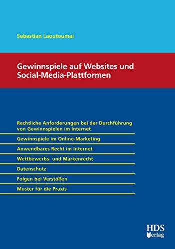 Gewinnspiele auf Websites und Social-Media-Plattformen (Kindle Gewinnspiel)