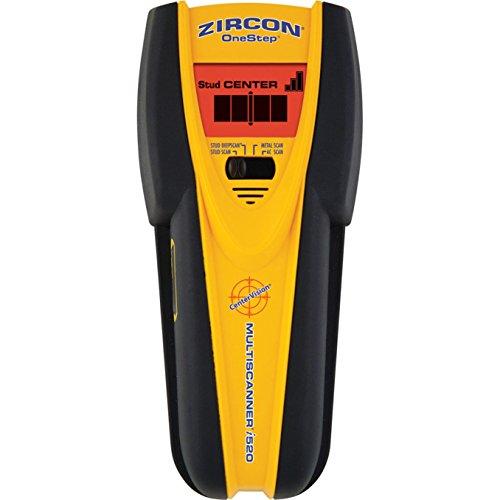 Advanced Zircon multiscanner i520 si alguien clavos de pared central...