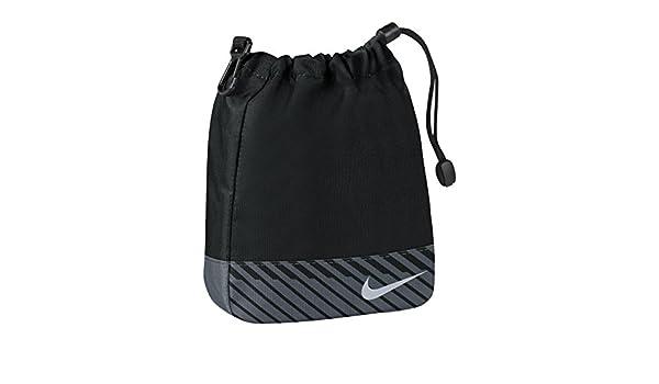 Nike Nike Sport 2.0 Valuables Pouch - Black  Silver  Dark Grey   Amazon.co.uk  Sports   Outdoors 2f7f7e5c0d74d