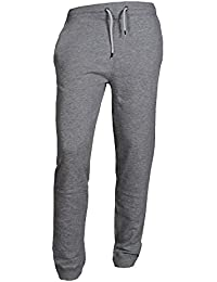 Solid Rowan Pant Jogginghose grau