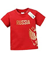 RUSSIA ADLER - RUSSLAND - BABY - T-SHIRT by Jayess-Baby