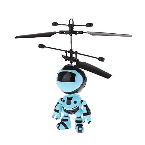 Homyl Hand Sensor Induktion Fliegende Flugzeug Roboter RC Hubschrauber Spielzeug Kinderspielzeug