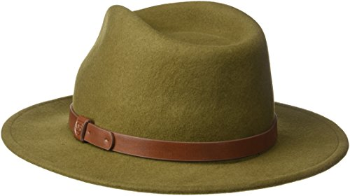 Brixton Herren Hat Messer light olive