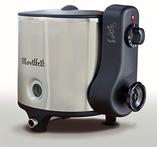 MOVILFRIT 117.054 Lux 5 - Freidora con sistema de...