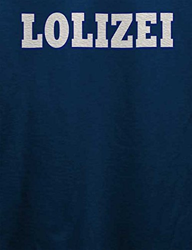 Lolizei T-Shirt Navy Blau