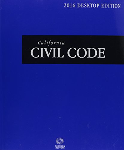 california-civil-code-2016-desktop-edition
