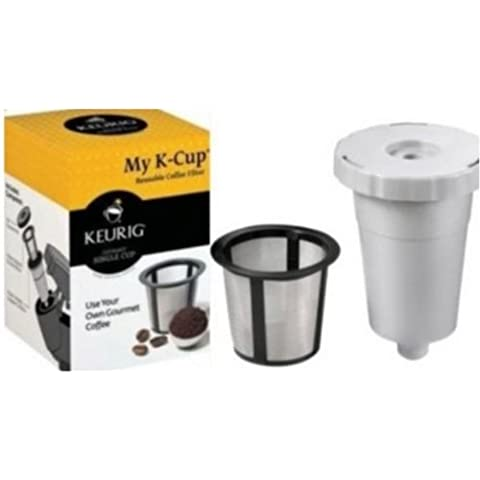 Keurig My K-Cup Reusable Coffee Filter by 2 Tone Family