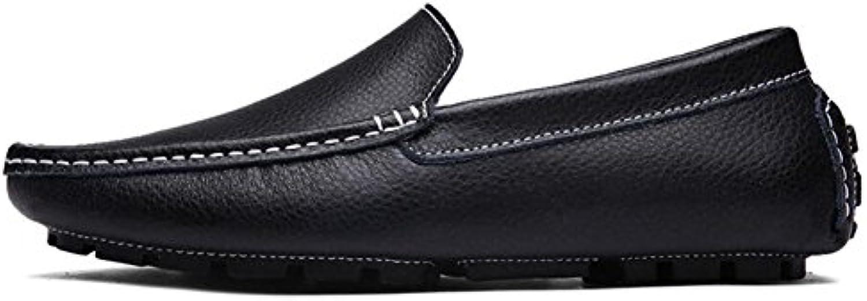 Zapatos de Hombre Cuero/PU Mocasines y Slip-Ons Primavera/Verano/Otoño Hombres Comfort Driving Shoes Walking Shoes...