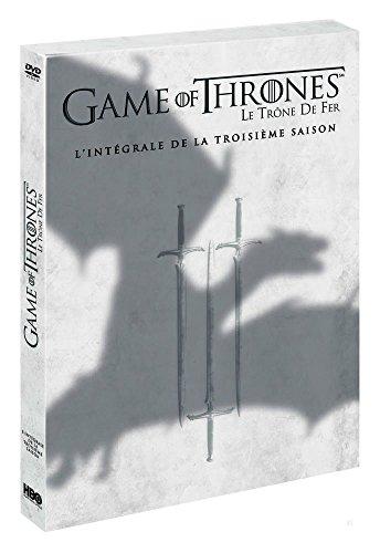 Game of Thrones (Le Trône de Fer) - Saison 3 - DVD - HBO