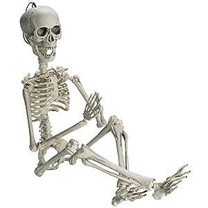Esqueleto Para Halloween de 48cm