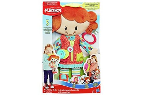 playskool-dressy-kids-lucas-louise-modelli-assortiti