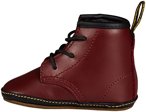 Dr.Martens Auburn Cherry Infants Boots Cherry