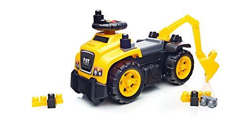 Mega Bloks - Correpasillos Excavadora