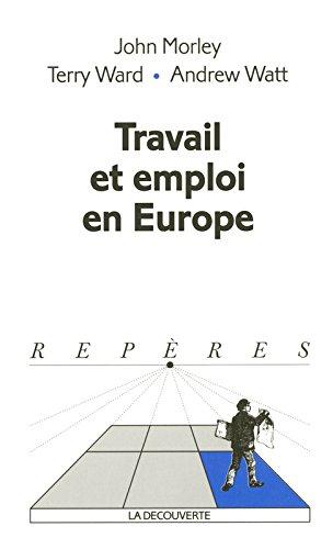 Travail et emploi en Europe