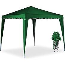Maxx Carpa 3 x 3 m | Impermeable | Pop Up, con Funda | Protección
