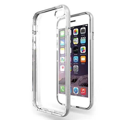 funda-iphone-6-6s-plus-55-azorm-hybrid-edition-plata-bumper-con-efecto-metalico-transparente-fina-an