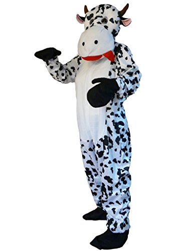 Frauen Kostüm Kuh - PUS Kuh- Kostüm-e Zo06 Gr. M-L, Kat. 1, Achtung: B-Ware Artikel. Bitte Artikelmerkmale lesen! Frau-en und Männer Tier-e Kühe Bauernhof- Fasnacht-s Fasching-s Karneval-s Geburtstag-s Geschenk-e