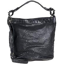 7dc4114a526b4 Bear Design Handtasche Damen Tasche Leder Schultertasche Shopper schwarz
