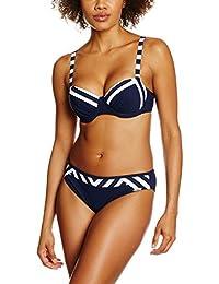 Sunflair Bikini New Line, Maillot de Bain Deux Pièces Femme