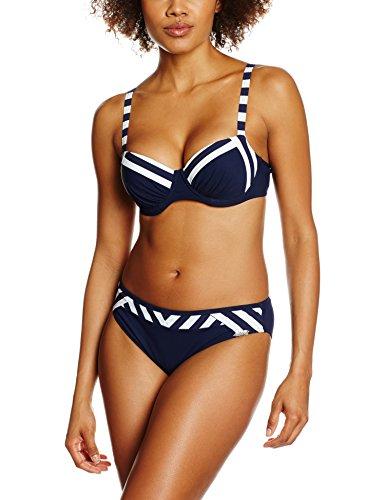 Sunflair Damen Bikini-Set New Line, (Blau 26), 40 (40F)