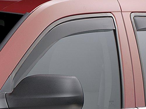 Weathertech 70438 Windabweiser auto für Q7 2006 - 2013-Windabweiser Front