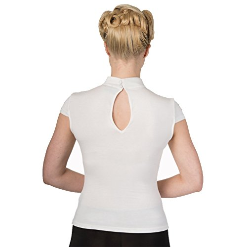 Banned - Chemisier - Femme Blanc - blanc