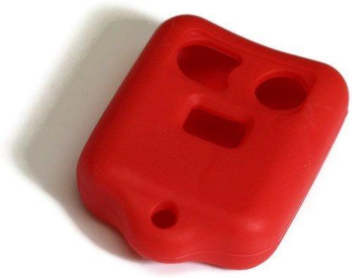 dantegts-porte-cles-en-silicone-rouge-housse-etui-smart-telecommande-pochettes-protection-cle-chaine