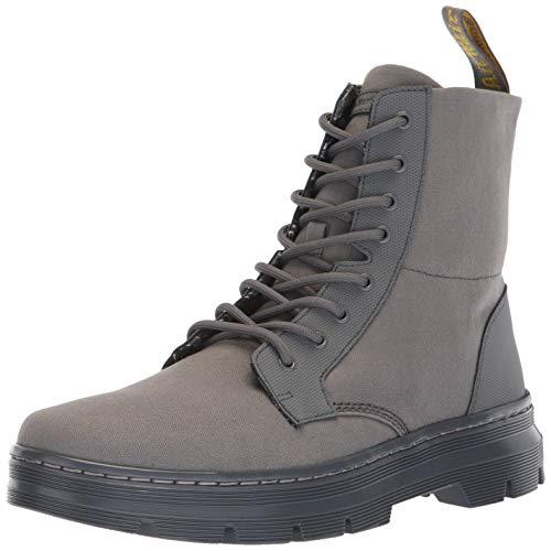 Dr. Martens Unisex-Erwachsene Combs Ii Klassische Stiefel, Grau (Grey 020), 46 EU -