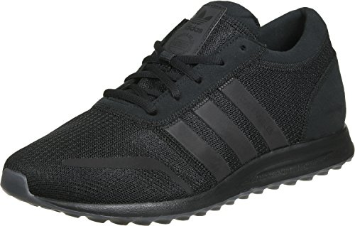 adidas Unisex-Erwachsene Los Angeles Sneakers Schwarz (Core Black/core Black/core Black)