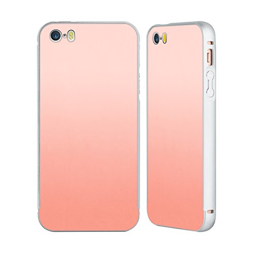 Ufficiale Charlotte Winter Sogno Ombre Argento Cover Contorno con Bumper in Alluminio per Apple iPhone 6 Plus / 6s Plus Zoey