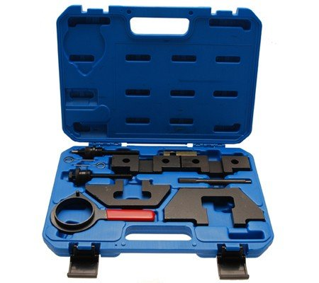 BGS 8146 Einstell- u. Arretierwerkzeugsatz für BMW, 11-tlg. -