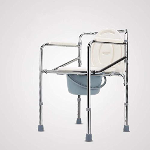 AGWa Ali Bath Chair Klappstuhl für Senioren/für Schwangere