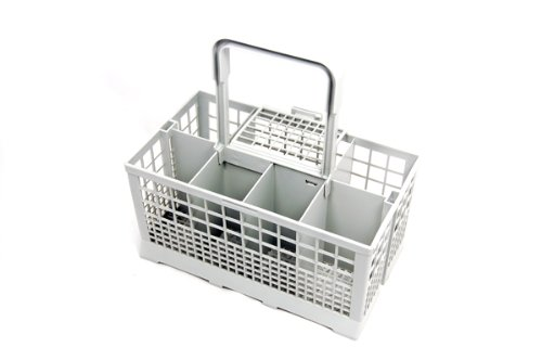 Universal Dishwasher Cutlery Basket fits Carrera Eurotech Homark Lendi Powerpoint Servis White Westinghouse Baumatic Bosch Neff Siemens Tecnik and many more