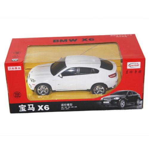 Nikko 6930751303539 BMW X6 ferngesteuertes Auto Maßstab 1:24