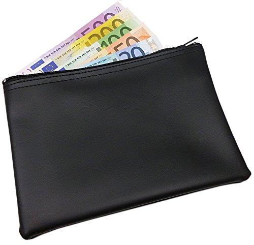 PPE GELDMAPPE GELDTASCHE BÖRSE BANK ETUI SCHWARZ ()