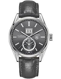 TAG Heuer Carrera Automatik Calibre 8 Grande Date GMT Chronometer WAR5012.FC6326