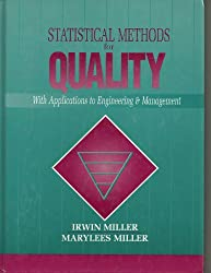 Statistical Methods for Quality: With Applications to Engineering and Management