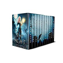 Fight the Night: A Limited Edition Anthology of Urban Fantasy and Fantasy (English Edition)