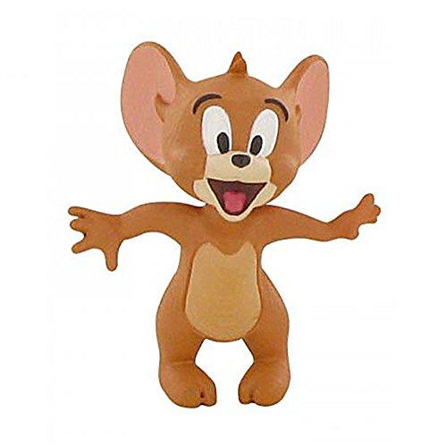 Comansi Y99651. Figura Pvc. Serie Tom y Jerry. Jerry Sonriendo. 5,50 cm