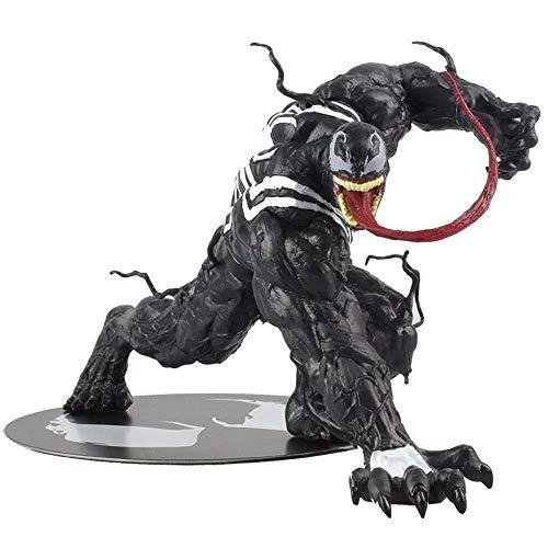 Marvel Avengers Venom Action-Figuren Spielzeug - 6 Zoll Marvel Toys - gemeinsame bewegliche Marvel Infinity Krieg Figur Kindergeburtstagsgeschenk-Statue + Magnetfuß