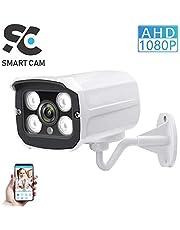 SmartCam WiFi CCTV Outdoor IP Camera 1080P Waterproof Wireless Security Camera One Way Audio Night Vision P2P Bullet CCTV Camera