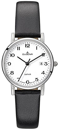 Dugena Women's Analogue Quartz Watch with Leather Strap 4460728