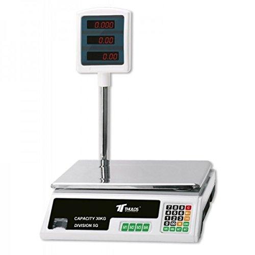 Balanza digital eléctrica 30kg