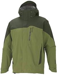 Marmot Herren 2-Lagen GoreTex Performance Shell Jacke Palisades Jacket, Forest / Fatigue, XXL, R3020-4511-7