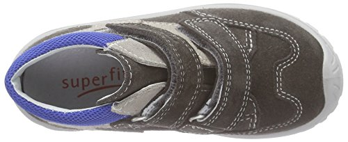 Superfit Softtippo, Chaussures Marche Bébé Garçon Gris (stone Kombi 06)