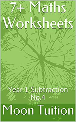 7+ Maths Worksheets: Year 1 Subtraction No.4