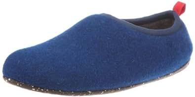 Camper Wabi 18546 Mens Slippers Blue Size: 6.5