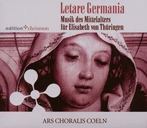 Letare Germania, 1 Audio-CD (edition chrismon)