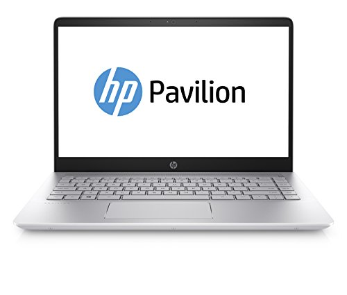 HP Pavilion 14-bf000ng 35,6 cm (14 Zoll) Laptop (Intel Core i5-7200U, 8 GB RAM, 1 TB HDD, 256 GB SSD, NVIDIA GeForce 940MX, Windows 10 Home 64) - Laptop Hp Pavilion